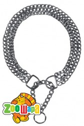 Trixie - Ошейник-цепь тройной XL