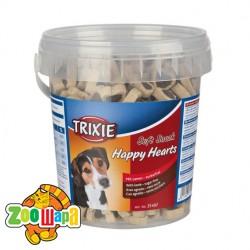 "Trixie лакомствод/собак""HappyHearts""(ягнёнок+рис)500гр"