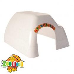 Trixie дом кролику (пластик) 33х29х19 см