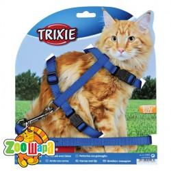 "Trixie - Шлея с поводком ""Cat Harness XL"""