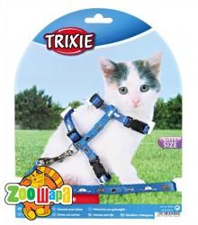 """Trixie - Шлея с поводком для миниатюрных кошек и котят """"Kitten Harness"""""""