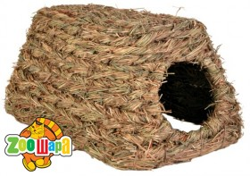 Trixie Домик (джут) д/грызунов, 28*18*13 см