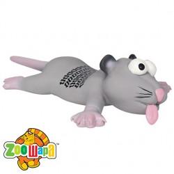 Trixie крыса/мышь с языком (латекс) 22 см