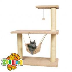 """Trixie домик для кота """"Morela"""" 96 см бежев."""