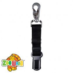 Trixie автомобильный поводок-ремень безопасности для собак (45-70 см) черный