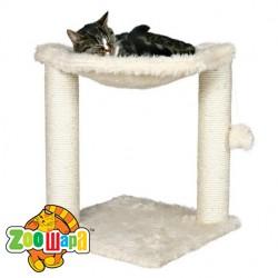 "Trixie домик для кота ""Baza"" (длинный ворс) 50 см"