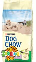 Dog Chow Puppy. С ягненком, корм для щенков 14 кг