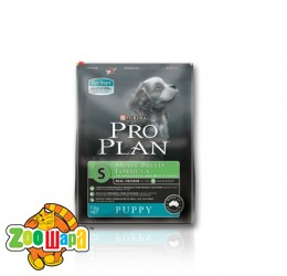 Pro Plan (Проплан) Puppy Small. С курицей, корм для щенков маленьких пород 3 кг