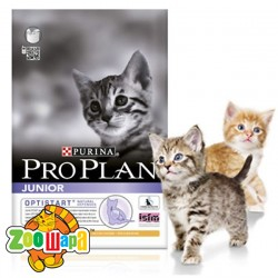 Pro Plan (Проплан)  Junior. С курицей для котят 1,5 кг