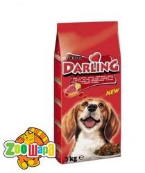 Darling (Дарлинг) с мясом и овощами 3 кг корм для взрослых собак