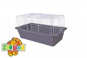 Їжачок! Клетка №22 большая для кроликов, 82*45*41