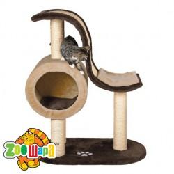 """Trixie домик для кота """"Nerja"""", 99cм, бежево-коричневый"""