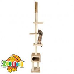 """Trixie домик для кота """"Santander"""" 245х275 см, беж"""