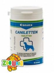 Canina Caniletten комплекс витаминов и минералов для собак (150 таблеток, 300 г)