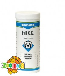 Canina Fell O.K. Tabletten 2000 г (1000 табл)