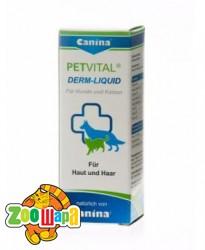 Canina PETVITAL Derm-Liguid 25 мл