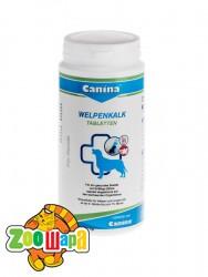 Canina Минеральная добавка для щенков Welpenkalk в таблетках (350 г)