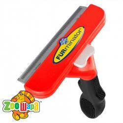 FURminator Расческа-щетка для длинношерстных собак (размер XL)