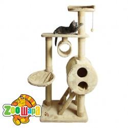 """Trixie домик для кошки """"Mijas""""176 см, беж."""