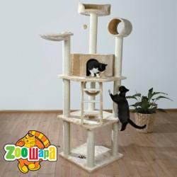 """Trixie домик для кошки """"Montilla"""" (беж.) 212 см"""