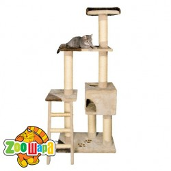 """Trixie домик для кошки """"Montoro"""" (беж.) 165 см"""
