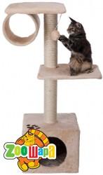 """Trixie домик для кошки """"SanFеrnando"""" (бежев.) 106 см"""