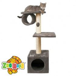 "Trixie кошкин домик ""SanFarnando"" (серый) 106 см"