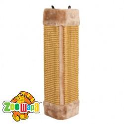 Trixie драпак для кошек  угловой (оранж.) 49,5х23,5 см
