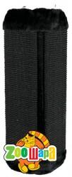 Trixie драпак для кошек угловой, 32х60 см, чёрный