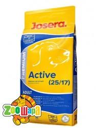 Josera сухой корм для взрослых активных собак Active Adult  (20 кг)