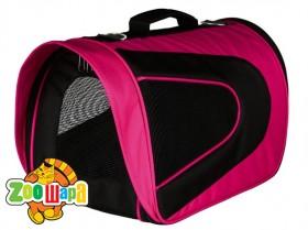 "Trixie сумка-переноска""Alina""(нейлон)22х23х35см,розовый"
