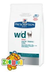 Hill's PD Feline W/D 5 кг