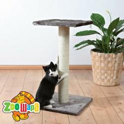 "Trixie драпак для кошек ""Espejo"" (серый) 69 см"