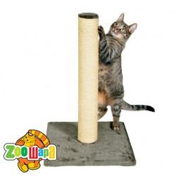 Trixie дряпка для кошек Parla (62 см) столбик серый