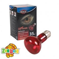 Trixie инфракрасная лампа д/террариума,63х100мм(35 W)