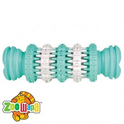 Trixie кость с шипами(мята)11,5см 6см