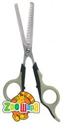 Trixie ножницы филировочные односторонние 18 см