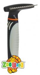 Trixie расчёска-грабли распутывающая для мелких длинношерстных пород