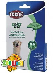 """Trixie средство от паразитов""""Spot-On""""д/круп.соб,4х2,5мл"""