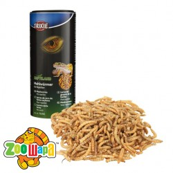 Trixie черви сушеные д/рептилий,250мл/35гр