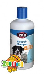 Trixie шампунь нейтральный для собак и котов, 1 л