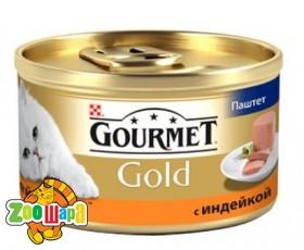 Gourmet Gold З індичкою мус 85 г