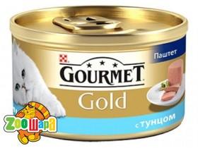 Gourmet Gold З тунцем. Мус. 85 г
