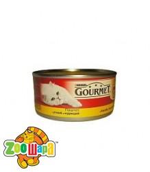 Gourmet Утка с курицей. Паштет. 195 г