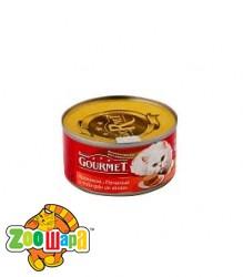 Gourmet З кролем, печінкою. Шмат в паштеті 195 г