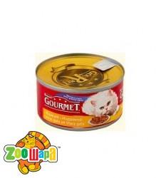 Gourmet З куркою, індичкою 195 г