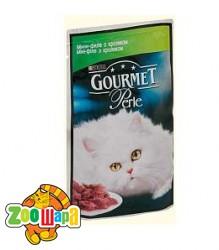 Gourmet Perle с кроликом 85 г