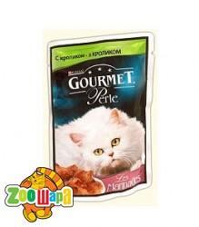 Gourmet Perle  с кроликом. Маринад 85 г