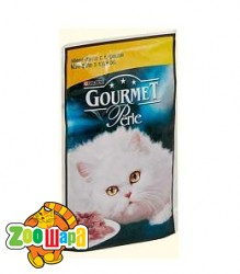 Gourmet Perle с курицей 85 г