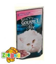 Gourmet Perle   С лососем 85 г